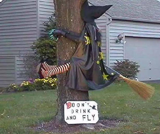 Dont drink and fly